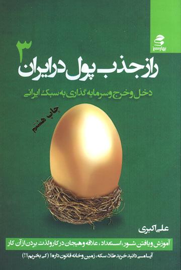راز جذب پول در ایران 3: دخل و خرج و سرمایهگذاری به سبک ایران